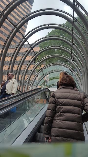 Metro, Norman Foster, Bilbao, España, Elisa N, Blog de Viajes, Lifestyle, Travel