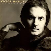 Carátula del disco Siempre hay tiempo (Víctor Manuel 1986)