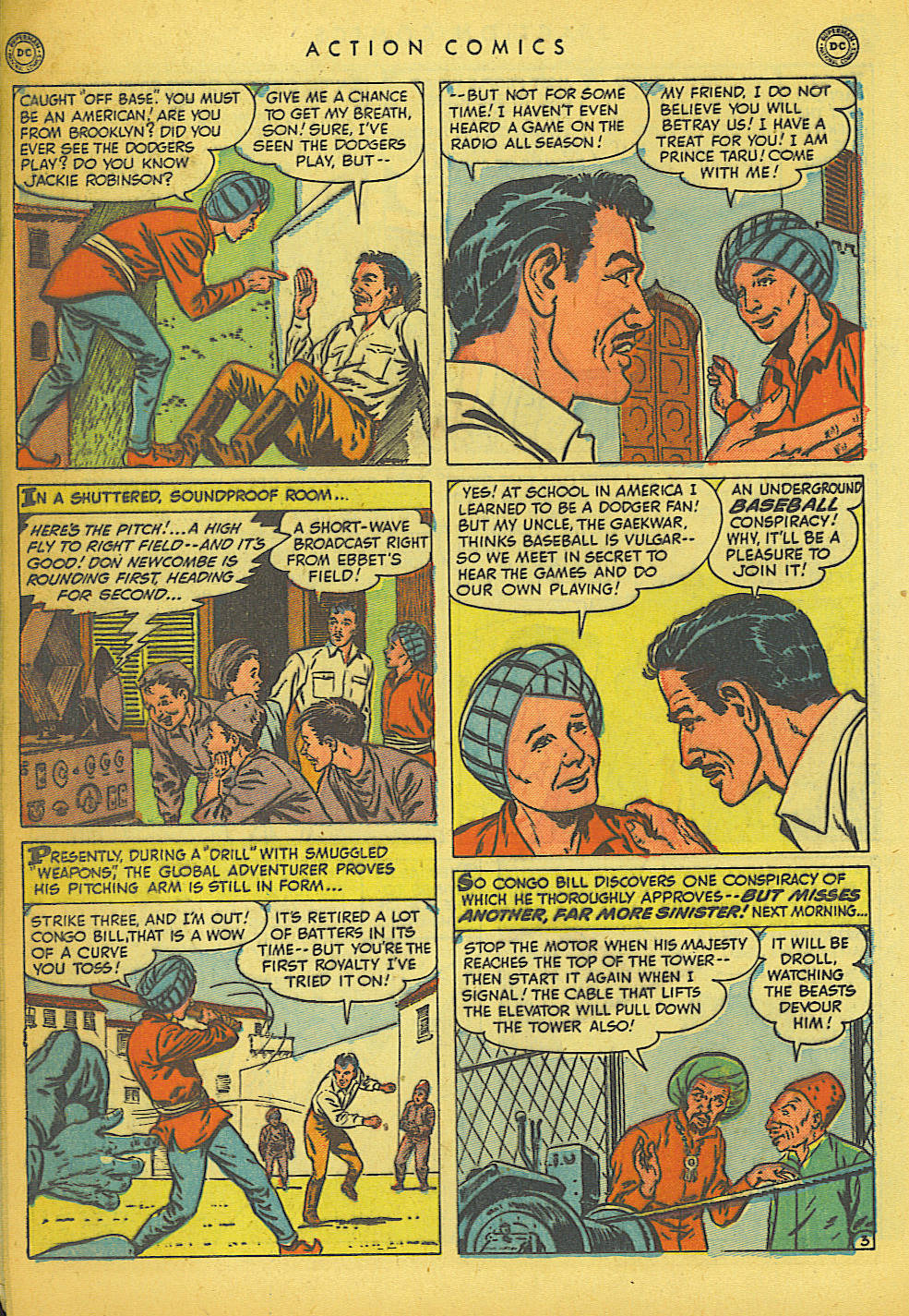 Read online Action Comics (1938) comic -  Issue #149 - 24