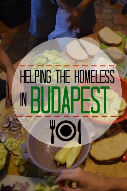budapest homeless
