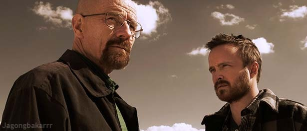 Breaking Bad Sinopsis Scene