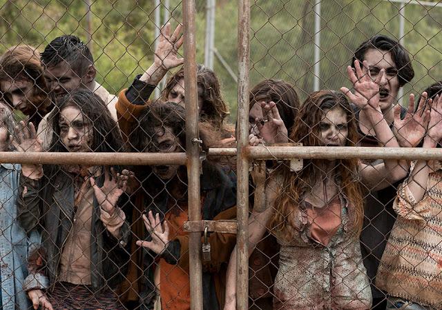 Fear the Walking Dead: gli infetti dell'episodio S03E11
