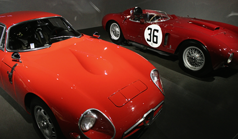 Petersen Automotive Museum Los Angeles Cars