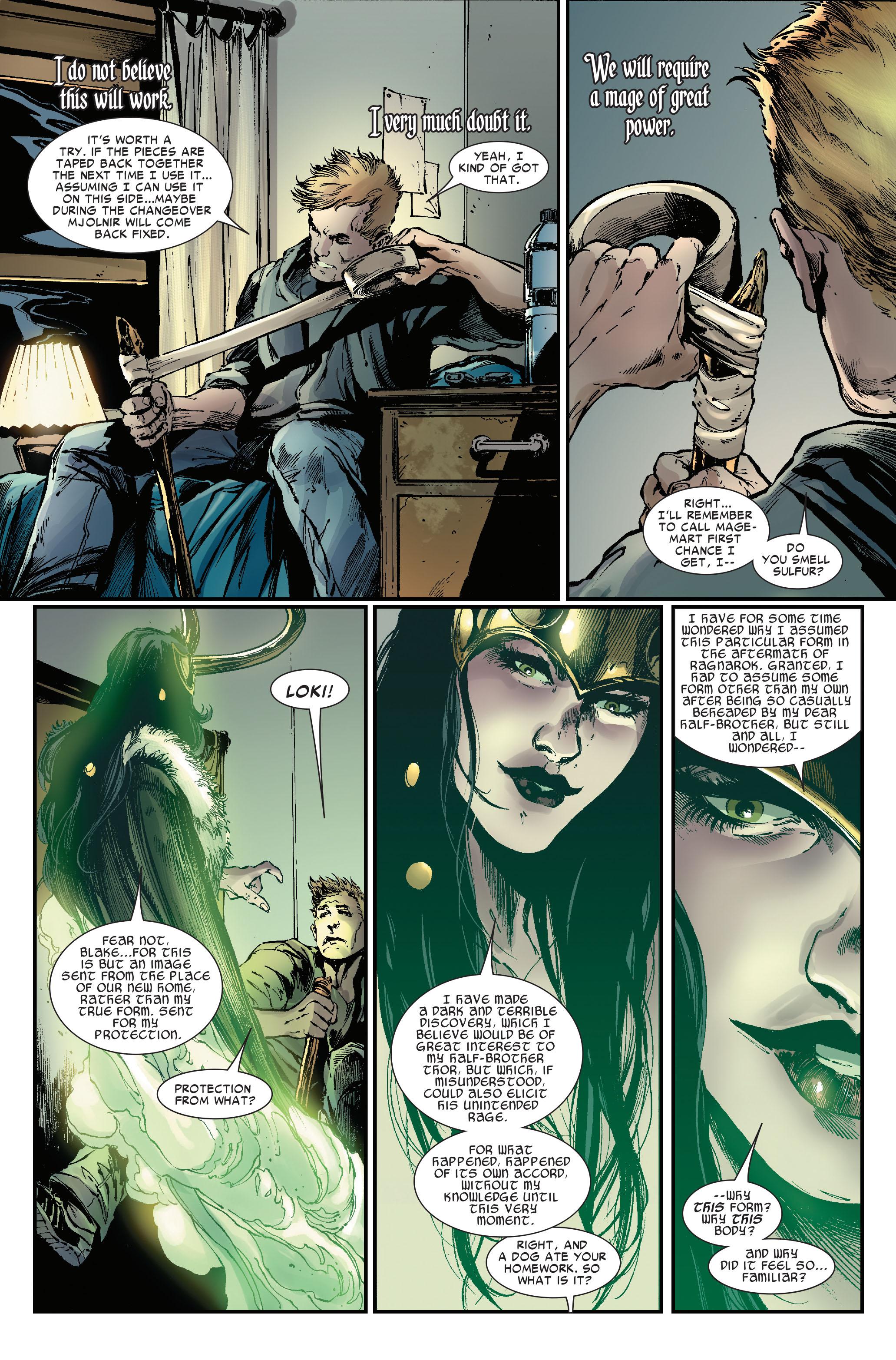 Thor (2007) Issue #601 #14 - English 19