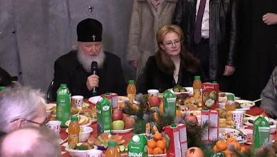 Патриарх Кирилл фото