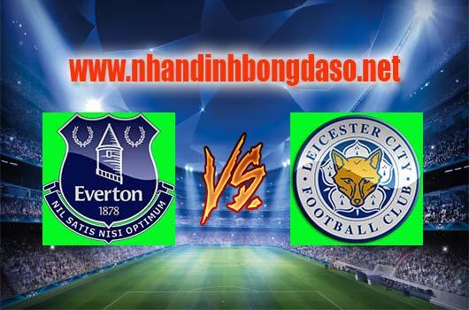 Nhận định bóng đá Everton vs Leicester City, 22h00 ngày 09-04