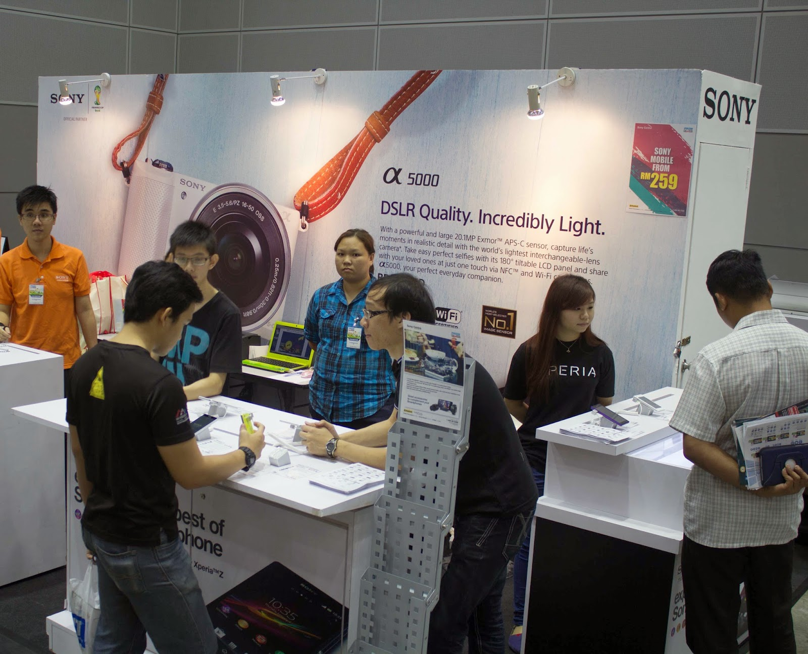 Coverage of PIKOM PC Fair 2014 @ Kuala Lumpur Convention Center 357