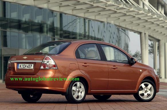 Chevrolet Aveo Fuel Consumption KM/L