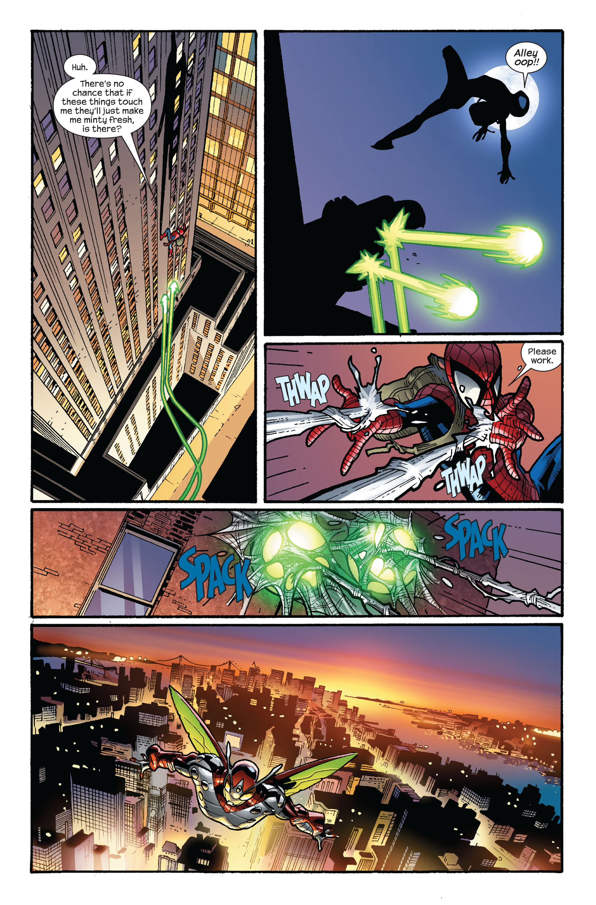 Read online Ultimate Spider-Man (2000) comic -  Issue #124 - 11