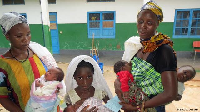 UNICEF: cuatro de cada cinco recién nacidos mueren por la pobreza