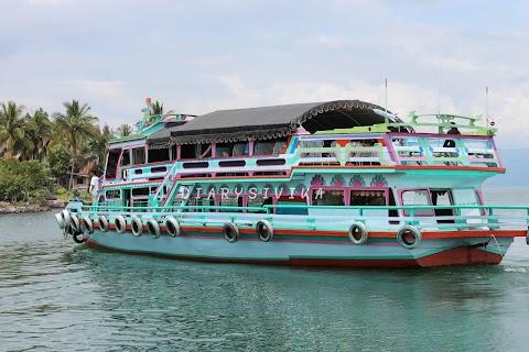 Menyusuri Warisan Budaya Desa Tomok, di Sumatera Utara