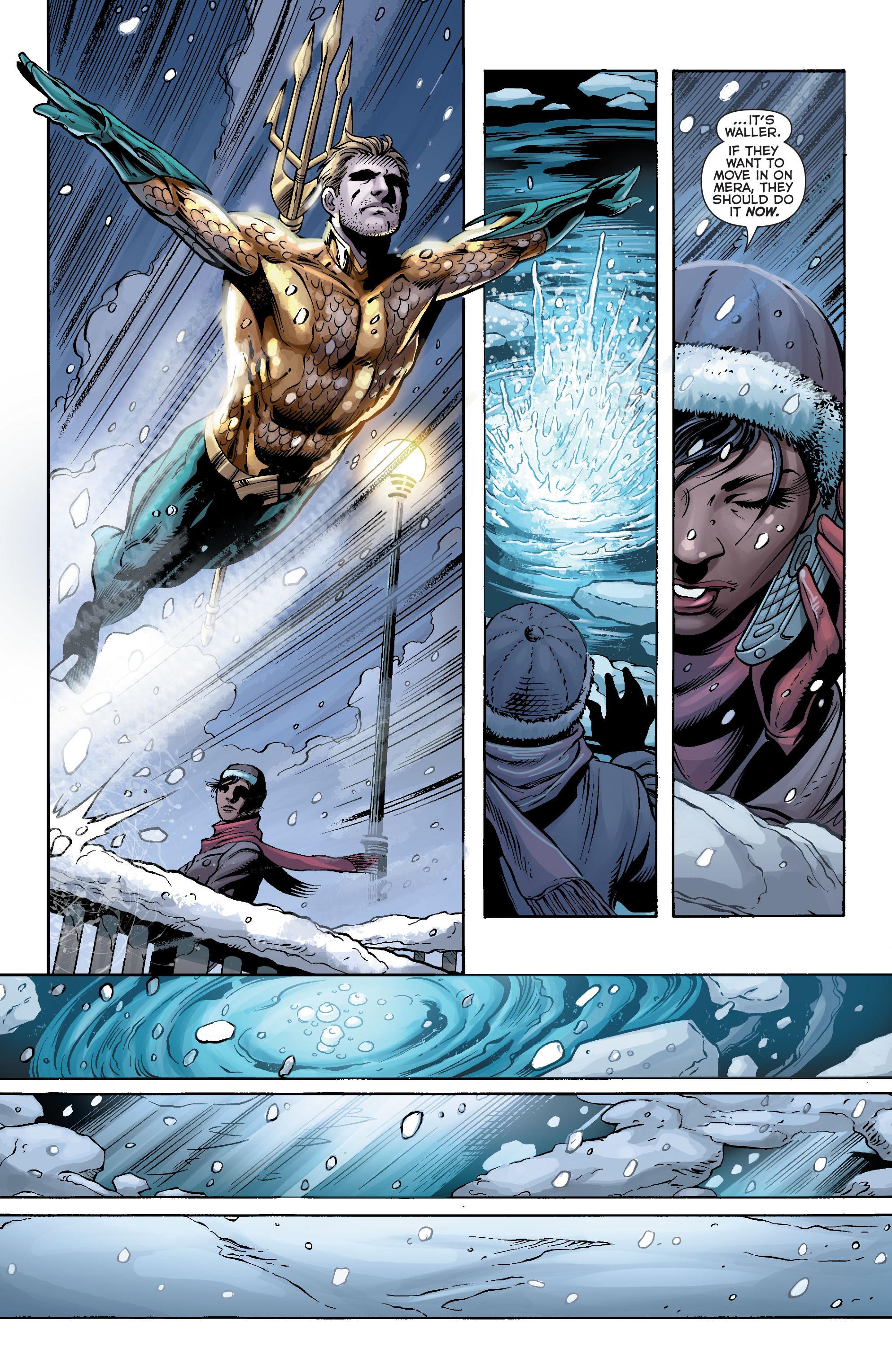 Read online Aquaman (2011) comic -  Issue #17 - 15