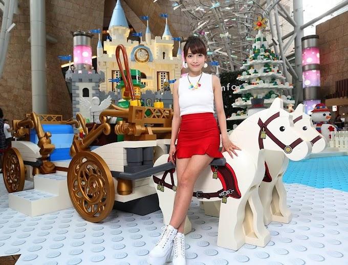 【白色聖誕】百萬LEGO砌出王國 朗豪坊迎白色佳節
