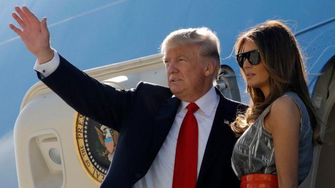 G20: Trump hails talks as 'success' despite divisions