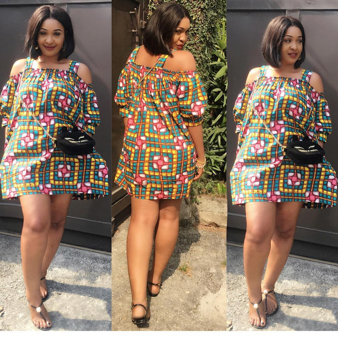 New Ankara Gown Styles You Should Try Out Trendy Styles
