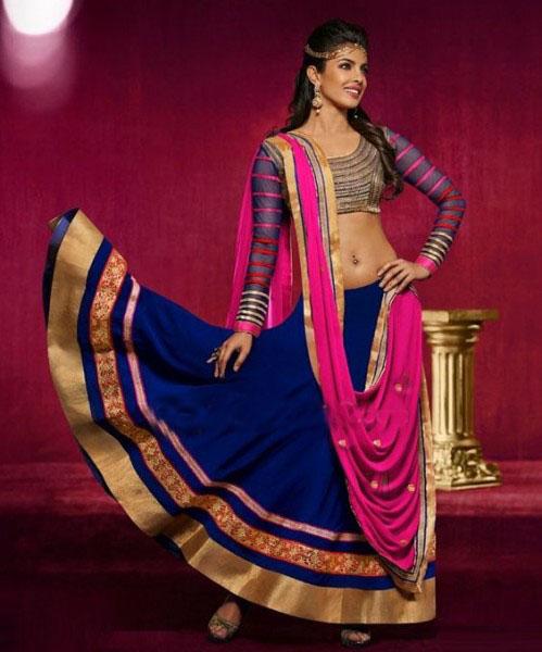 Amazing Navratri Dandiya Lehenga Choli Designs