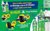 Logo Concorso ''Sprite Refresh the Win'': vinci 77 PlayStation, 11 Console e 3 Kit con abbonamento!