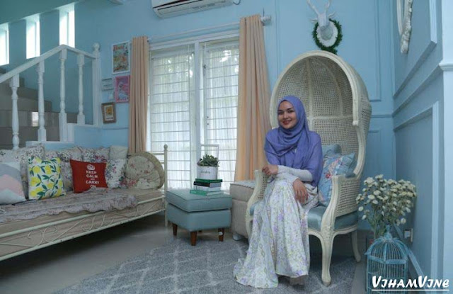 Mau Tampilan Hijab Penuh Inspirasi Follow 9 Hijab Blogger ini, Sekarang Ria Miranda