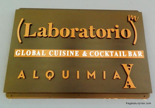 Restaurante Laboratorio Madrigal e Bar Alquimia, Cidade do Panamá