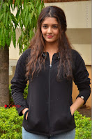 Actress Ritika Singh Stills at Guru Movie Success meet  0057.JPG