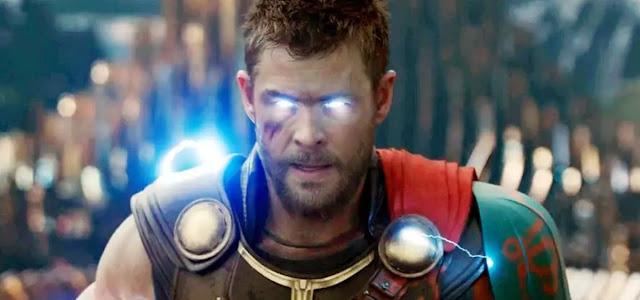 Arte mostra ator que quase tomou o lugar de Chris Hemsworth como Thor