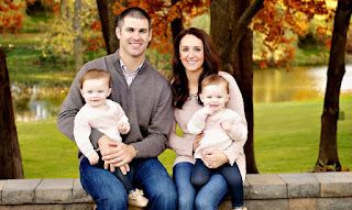 Joseph and his wife Maddie: Full Family