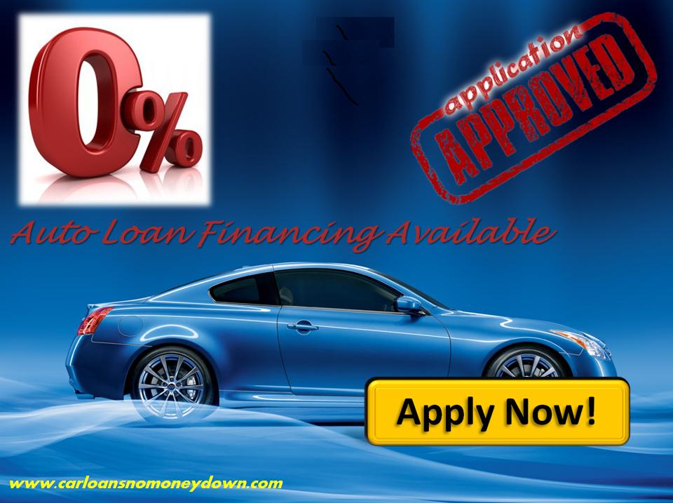 Zero Percent Auto Loans - Car Loan 0 Interest Rate
