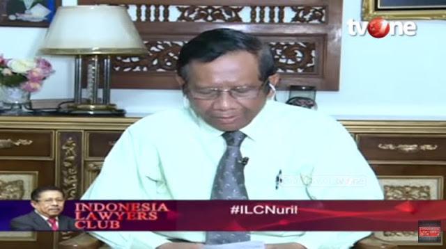 Jokowi Sebut Baiq Nuril Bisa Ajukan Grasi, Mahfud MD: Sesuai UU, Grasi Itu Syaratnya Vonis Minimal 2 Tahun