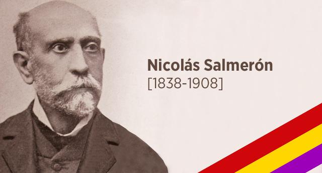 El homenaje de los socialistas a Nicolás Salmerón
