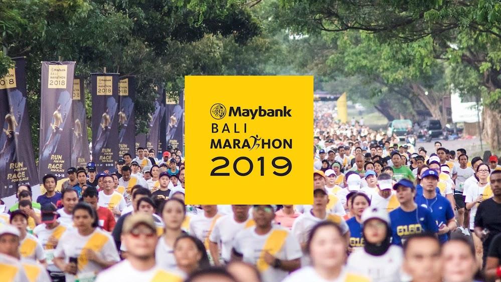 Maybank Bali Marathon • 2019