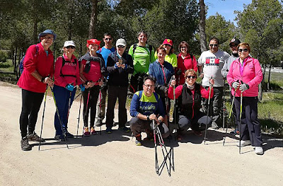 Marcha Nórdica Aranjuez