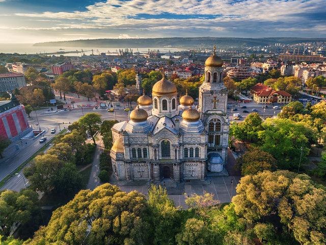 Catedral Asunción, Varna, Bulgaria