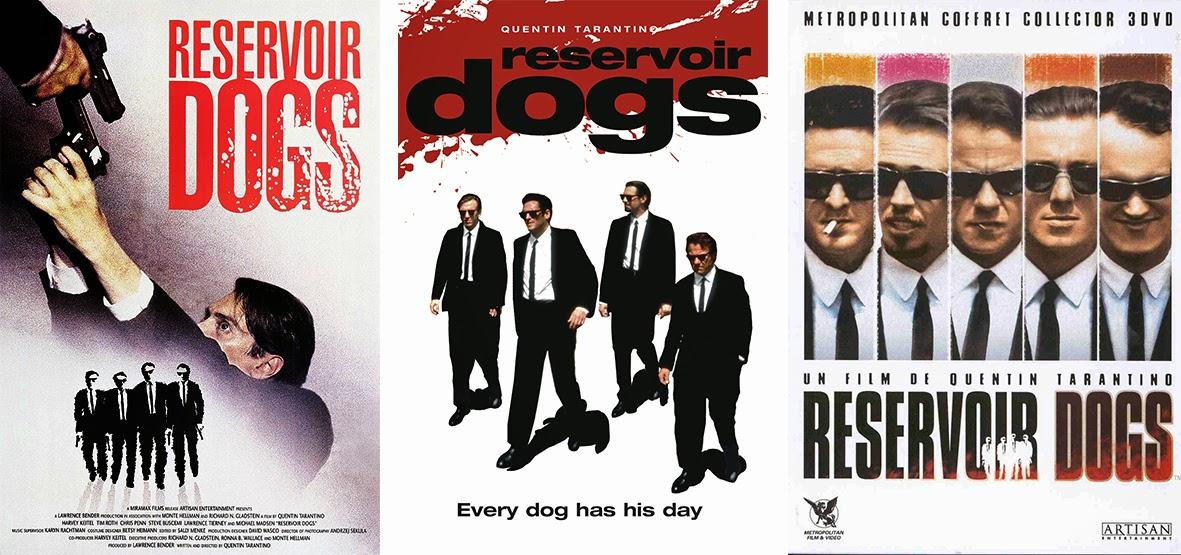 Reservoir Dogs - Wściekłe psy (1992)