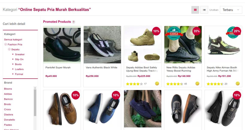 Tips Membeli Sepatu Saat Promo Harbolnas Agar Tak Salah Pilih 18db1801a6