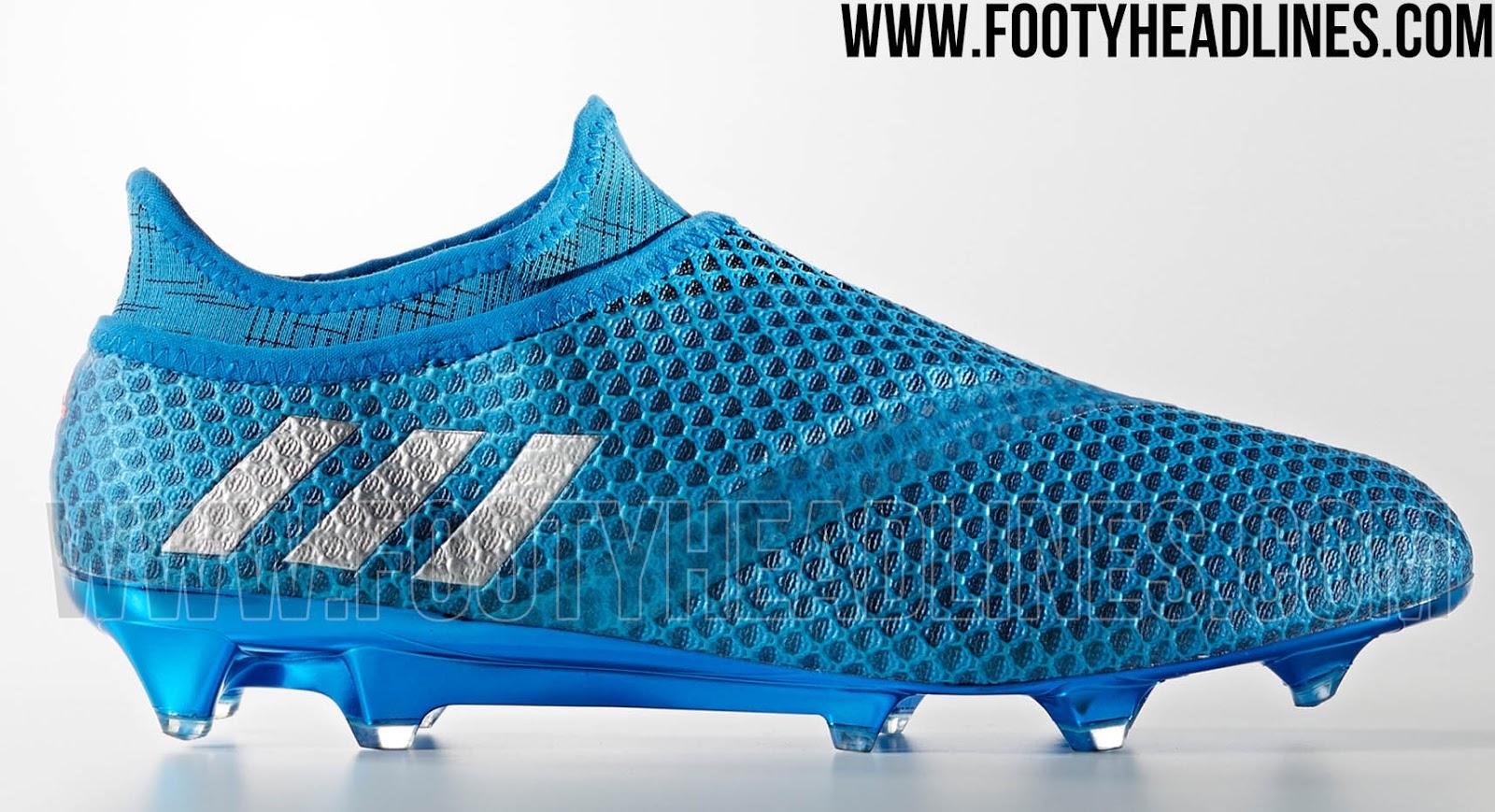 Kết quả hình ảnh cho Adidas Messi 16+ PureAgility Boots