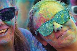 Melihat Kepribadian Kamu dari Warna Favorit