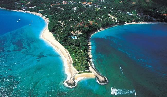 Wisata ke Pantai Senggigi di Lombok