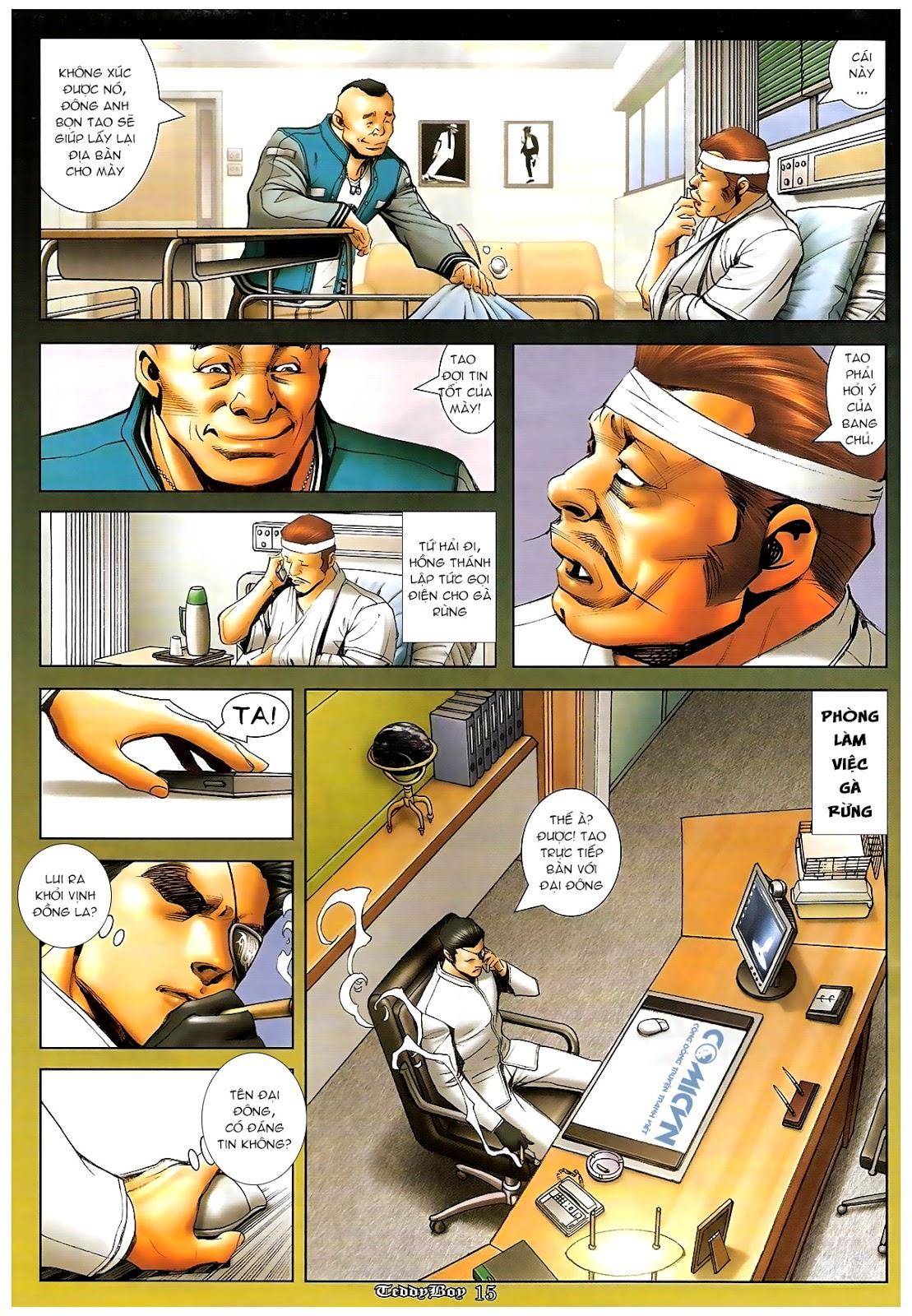 Người Trong Giang Hồ - Chapter 1208: Không nhìn lầm - Pic 14