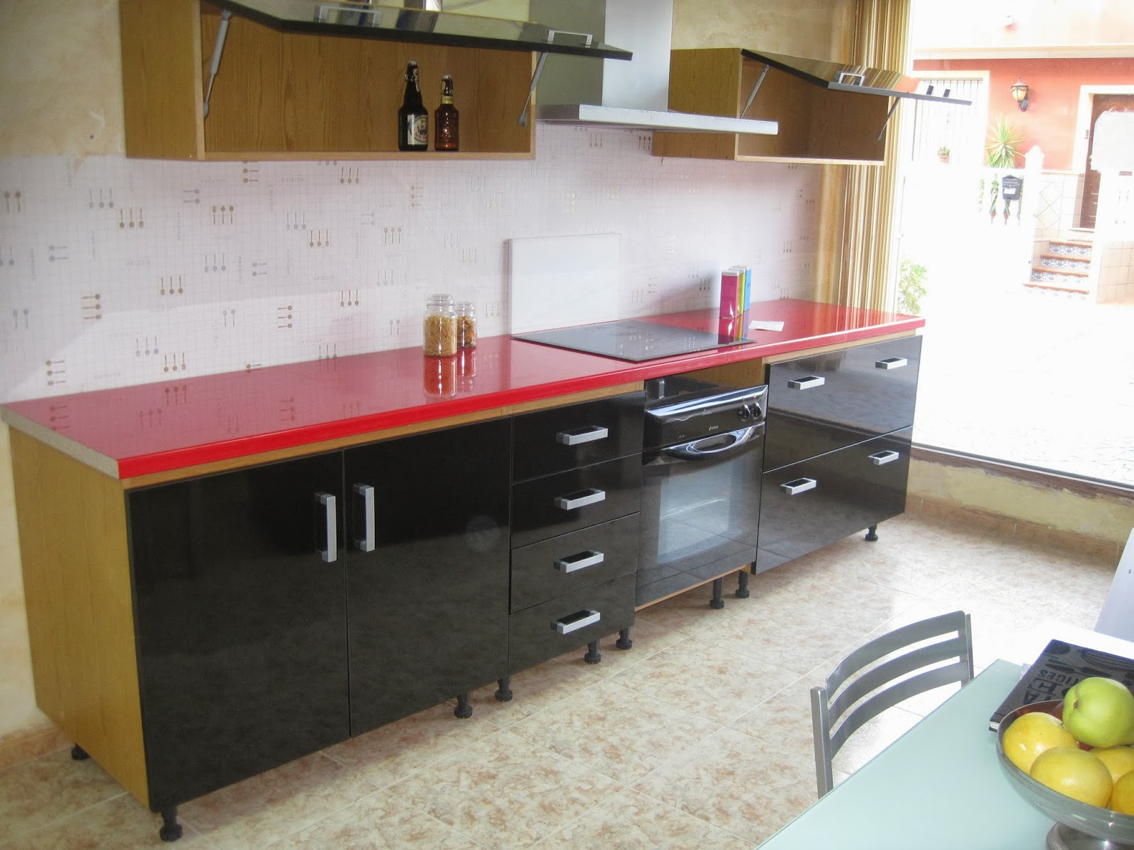 Muebles arcecoll cocinas for Encimera formica precio
