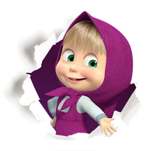 Gambar Masha and The Bear Lucu Animasi Bergerak Funny Animated Gif