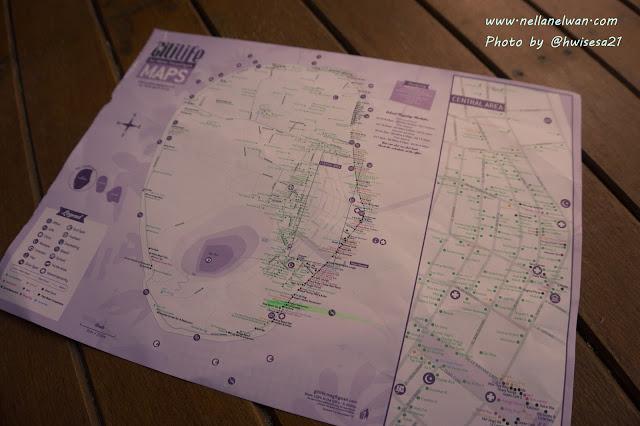 gili trawangan map nellanelwan