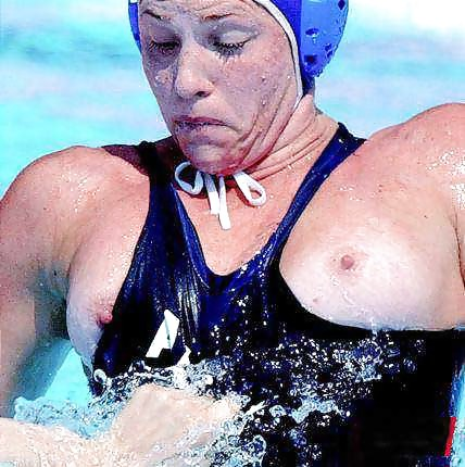 2012 olympics water polo nip slip