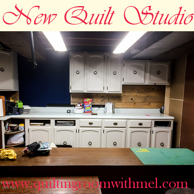 new quilt studio