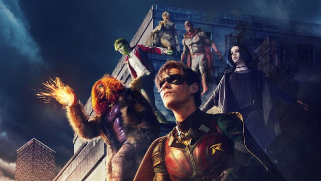 Análise Crítica - Titãs: 1ª Temporada