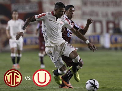 Universitario vs UTC de Cajamarca