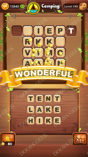 Word Bright Level 199 Answers, Cheats, Solutions, Walkthrough for android, iphone, ipad and ipod