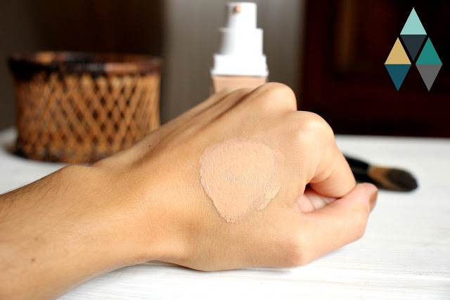 test et swatches fond de teint superstay 24h