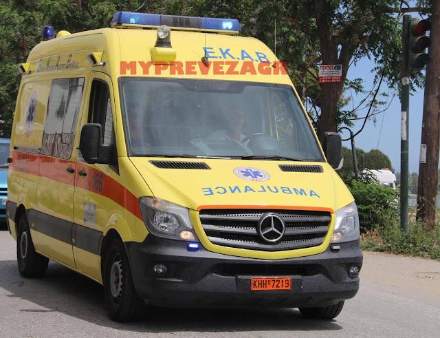 Πρέβεζα: Εθελοντική μετακίνηση Πληρωμάτων Ασθενοφόρων-Διασωστών στην Πρέβεζα