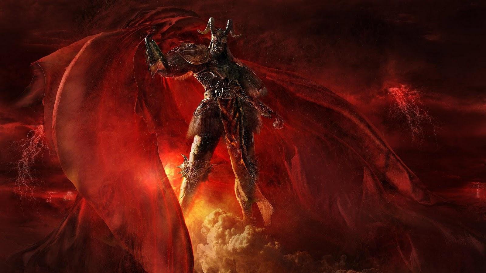 devil demon wallpaper - photo #6