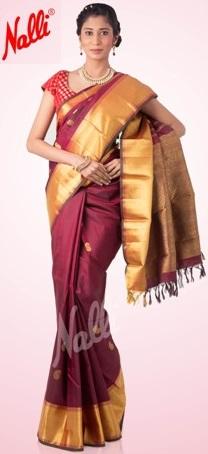 Lingering Silk Sarees of India